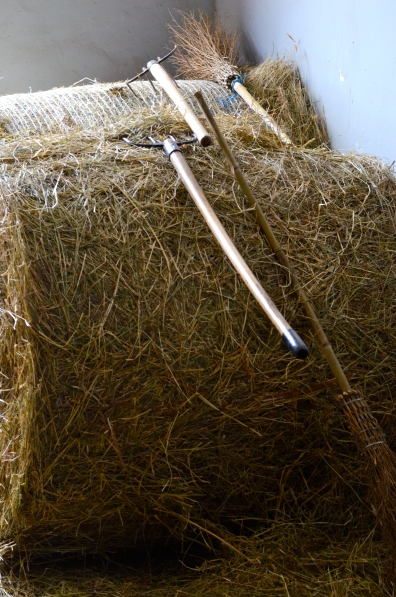 Hay and Tools