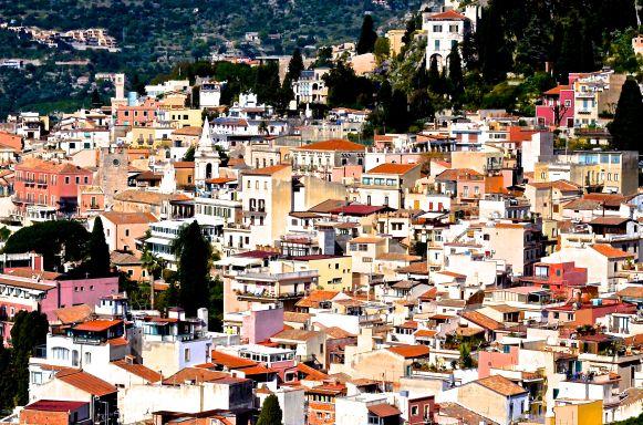 Cubist Taormina