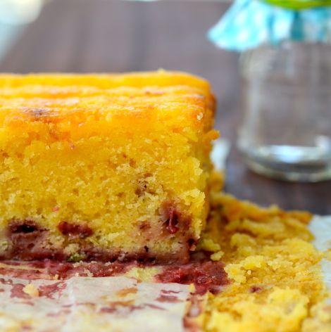 Lemon Curd Cake, 2