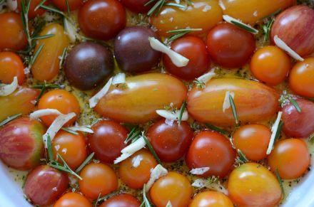 Tomatoes, Roasting